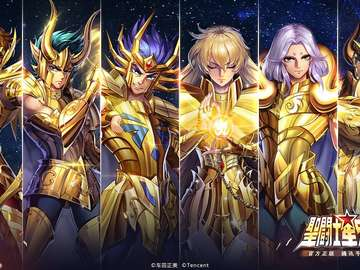 Saint Seiya Gold 2