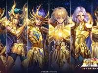 Злато Сейнт Сейя 2