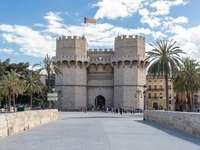 Valencia stadsport Spanien - Valencia stadsport Spanien