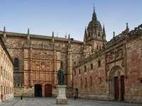 Salamanca Old University - Salamanca Old University