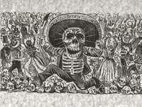 Mexikansk gravyr