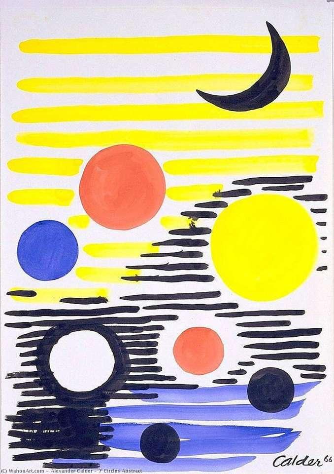 Kinetisk färg - Kinetisk målning (4×6)