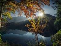 βουνά της λίμνης