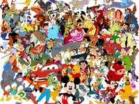 Disney Charaktere