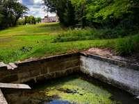 Зелен килим - Потопете се в редовната градина на Монтескьо и нейния �