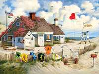 Casa pe plaja - Cottage On The Beach .........