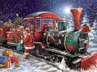 Antrenează-te cu Cadouri și Moș Crăciun - Antrenează Cu Cadouri Și Moș Crăciun