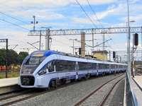 Διεθνές τρένο, JIC 61100 ASNYK