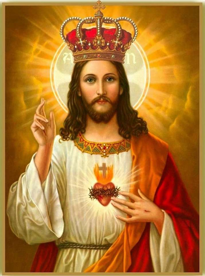 Christ the King - Jesus Christ King of the universe (3×5)