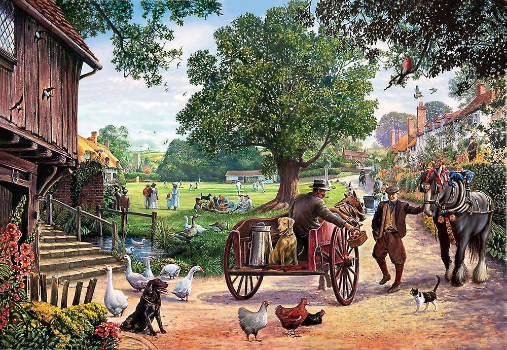 life in the countryside in the past - m (11×8)