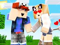 VITO ΚΑΙ BELLA IN LOVE WITH MINECRAFT 2009