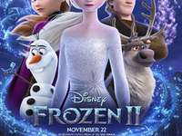 Frozen 2 lamina 9 pro děti