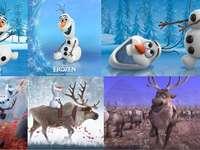 Frozen 2 Plate 13 για παιδιά