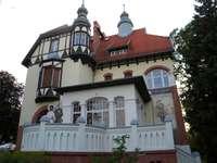 Villa Claaszena v Sopotech