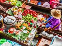 Плаващ пазар-damnoen-saduak-ТАЙЛАНД