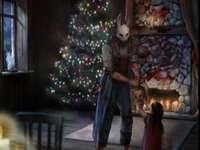 Ο κυνηγός UwU Χριστούγεννα