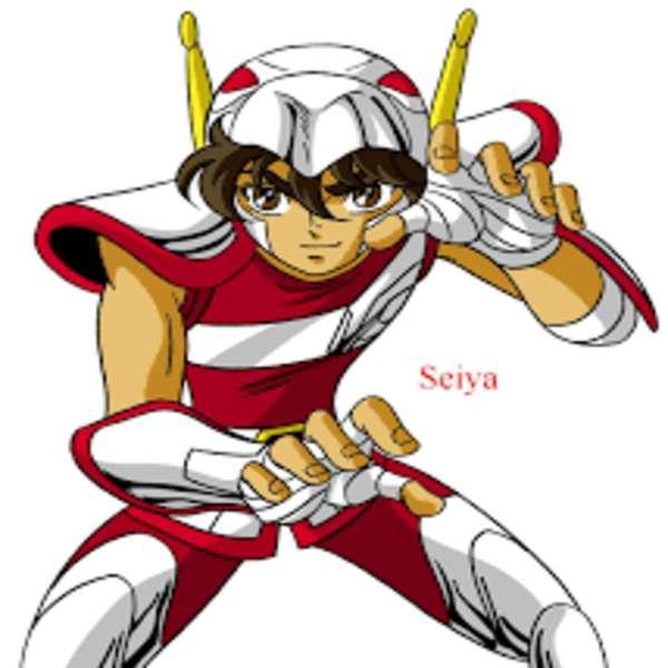 Πήγασος seiya - Ο χαρακτήρας του Saint Seiya είναι ο κύριος από τους πέντε χάλκινους ιππότες που αγωνίζονται για την προστασία του (8×8)