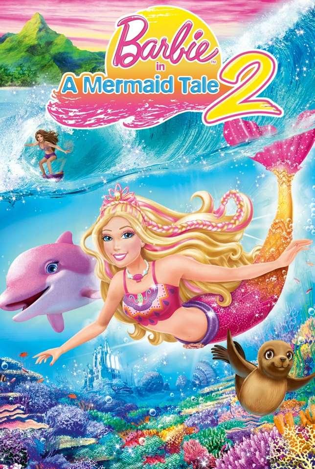 Barbie En Un Cuento De Sirenas 2 Juegos Gratis Online En Puzzle Factory