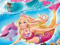 "Barbie in A Mermaid Tale 2 - ""Fai surf per Barbie mentre torna nei panni di Merliah, la divertente e alla moda campionessa d"