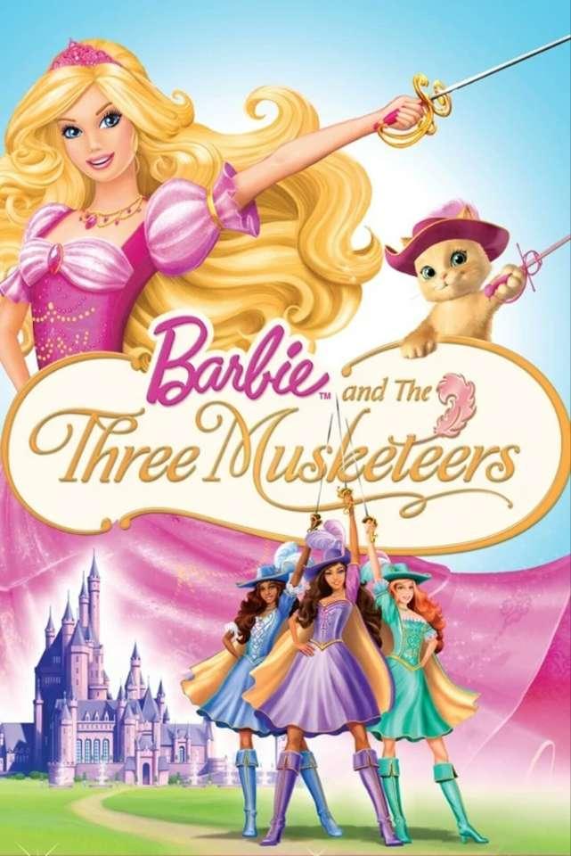 Barbie und die drei Musketiere - Begleite Barbie als Corinne, ein junges Landmädchen, das nach Paris gereist ist, um ihren großen Traum zu verwirklichen - eine Musketierin zu werden! Niemals konnte sie sich vorstellen, drei andere (6×9)
