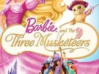 Barbie și cei trei mușchetari