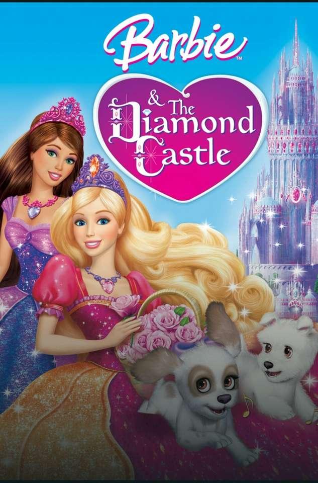 """Barbie & The Diamond Castle - """"Barbie und Teresa erzählen uns die Märchengeschichte von Liana und Alexa, besten Freunden, die alles teilen, einschließlich ihrer Liebe zur Musik."""" """"Eines Tages ändern sich ihre einfachen Leben, (6×10)"""