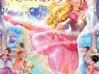 Barbie στο The 12 Dancing Princesses