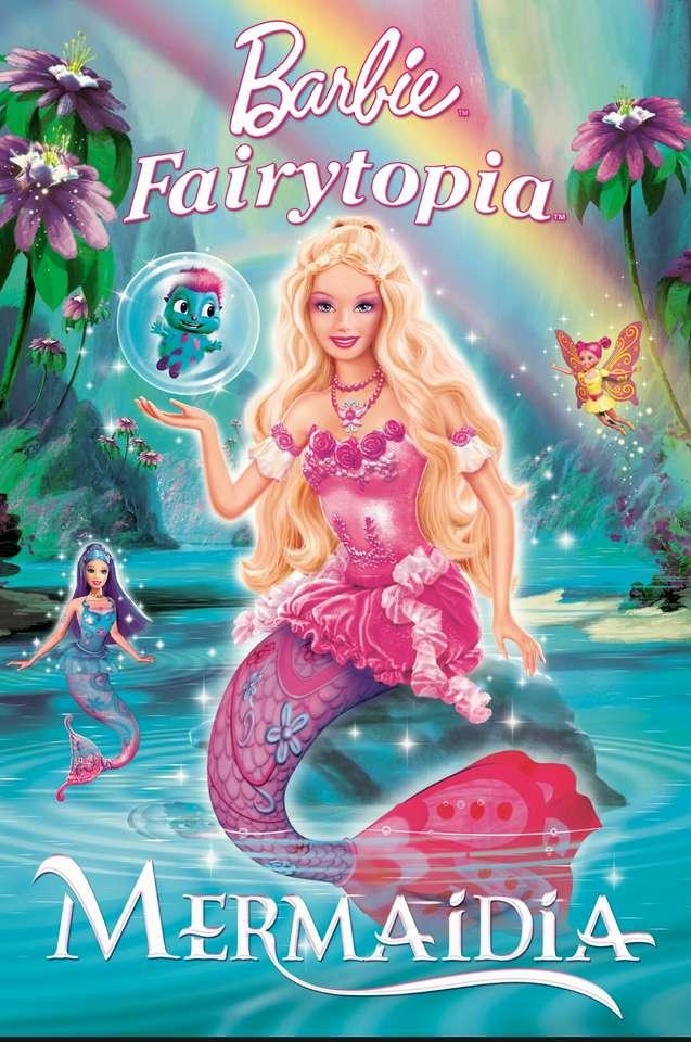 """Barbie Fairytopia: Meerjungfrau - """"Folgen Sie der Unterwasserreise von Elina in der Fortsetzung von Fairytopia. In diesem Nachfolger von Fairytopia reist Elina (gespielt von Barbie) nach Mermaidia, um ihre Freundin Nalu, den Merman Pr (2×4)"""