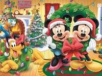 mickey mice and christmas