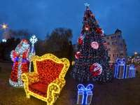 festivul Gorzów - Iluminat de Crăciun în Gorzów