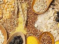 CEREALS - Cereals are living organisms, genetically programmed so that under certain environmental conditions