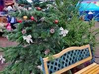 târg de Crăciun - Piața de Crăciun din Gorzów