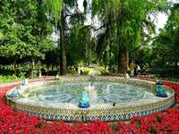 Parque Maria Luisa de Sevilha - Parque Maria Luisa de Sevilha
