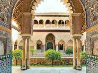 Complesso del palazzo di Siviglia - Complesso del palazzo di Siviglia