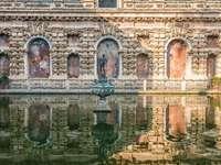 Complejo del palacio de Sevilla
