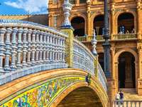Красив мост в Севиля