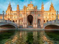 Красиви мостове в Севиля