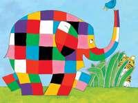 Елмър Скритият слон