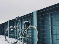 сив плажен крайцер велосипед