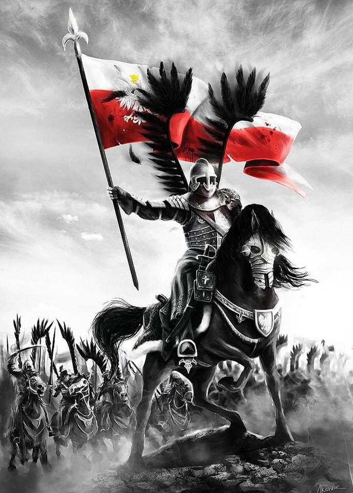 ιππότης με άλογο - ιππότης με άλογο, ιππότες στο παρασκήνιο (5×8)