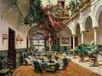 Malaga terrasschilderingen - Malaga terrasschilderingen