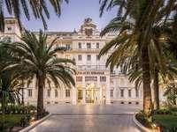 Malaga Palacio Miramar