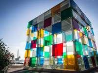 Malaga Kolorowy szklany pałac