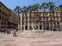 Malaga w centrum Hiszpanii - Malaga w centrum Hiszpanii