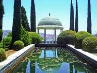 Jardim Botânico de Málaga - Jardim Botânico de Málaga
