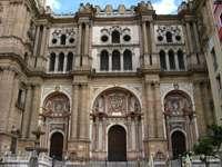 Катедралата в Малага