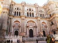 Malaga Cathedral - Malaga Cathedral Spain