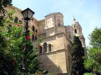 Katedrála v Malaze