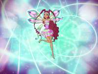 Winx Club: Aishas nydesignade Enchantix