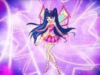 Το επανασχεδιασμένο Enchantix του Winx Club Musa - Winx Club Puzzle | Επανασχεδιασμένο Enchantix του Musa | Μουσική νερά�
